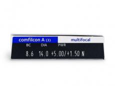 Biofinity Multifocal (3Lentillas)