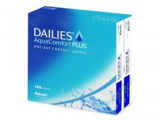 Dailies AquaComfort Plus (180Lentillas)