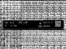 Miru 1 Month Menicon Multifocal (6 lentillas)
