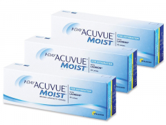 1 Day Acuvue Moist for Astigmatism (90Lentillas)