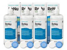 Líquido ReNu MultiPlus 4 x 360ml