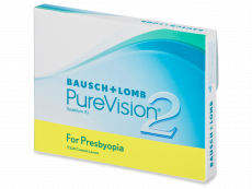PureVision 2 for Presbyopia (3 Lentillas)