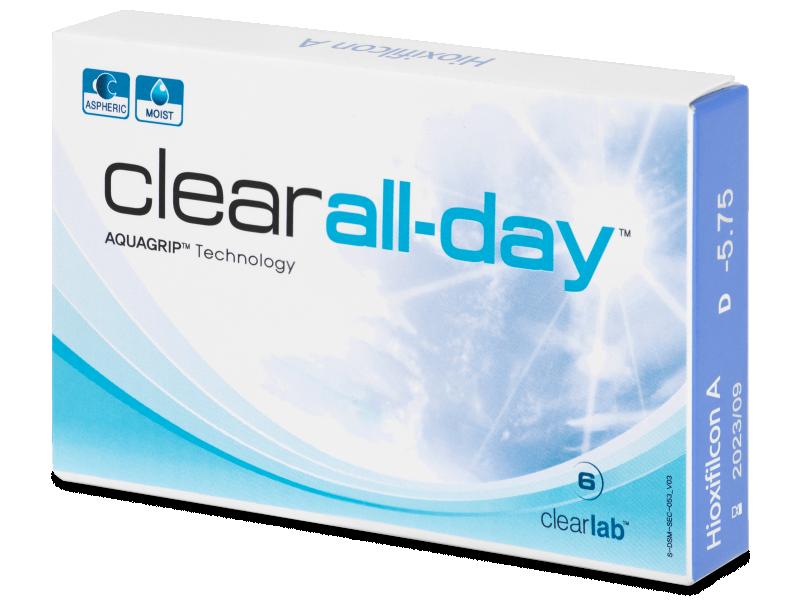 Clear All-Day (6Lentillas)