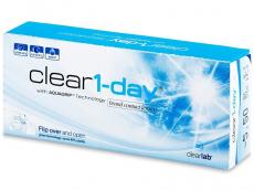 Clear 1-Day (30Lentillas)