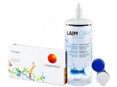 Proclear Sphere (6 Lentillas) +Laim-Care400ml
