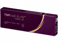 TopVue Elite+ (10 lentillas)