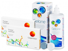 Proclear Multifocal XR (2x3 Lentillas) + Gelone 360ml