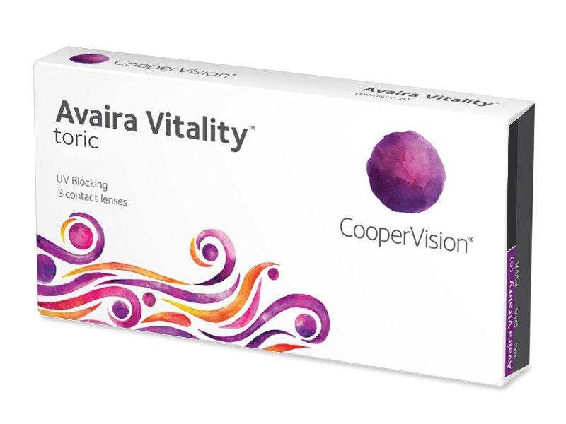 Avaira Vitality Toric (3 lentillas)