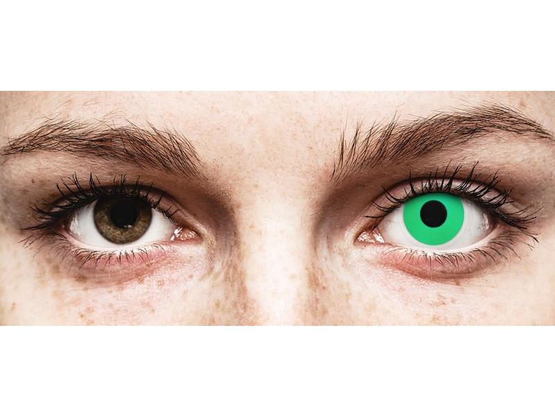 Verde Emerald (Green) lentillas ColourVUE Crazy Lens (2 lentillas)