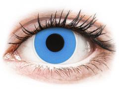 Azul Sky Blue lentillas ColourVUE Crazy Lens (2 lentillas)