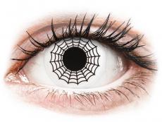 Araña Spider lentillas ColourVUE Crazy Lens (2 lentillas)