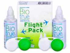 Líquido Biotrue Flight Pack 2 x 60 ml