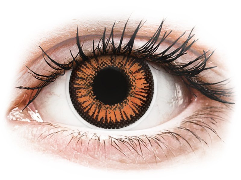 Cafe Twilight lentillas ColourVUE Crazy Lens (2 lentillas)