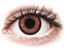 Rojo Vampire lentillas ColourVUE Crazy Lens (2 lentillas)