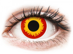 Fuego Wildfire lentillas ColourVUE Crazy Lens (2 lentillas)