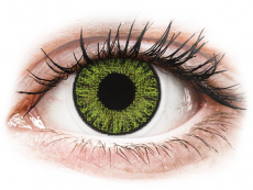 Verde Fresh green lentillas TopVue Color daily Graduadas (10 lentillas)