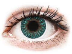 TopVue Color - Turquesa Turquoise - Sin graduación (2 Lentillas)