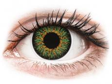 Verde Glamour Green lentillas ColourVUE (2lentillas)