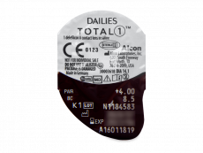 Dailies TOTAL1 (30lentillas)
