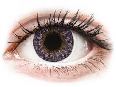 TopVue Color - Violet - Sin graduación (2 Lentillas)