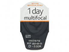 Proclear 1 Day multifocal (30lentillas)