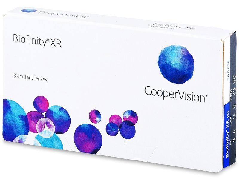 Biofinity XR (3lentillas)