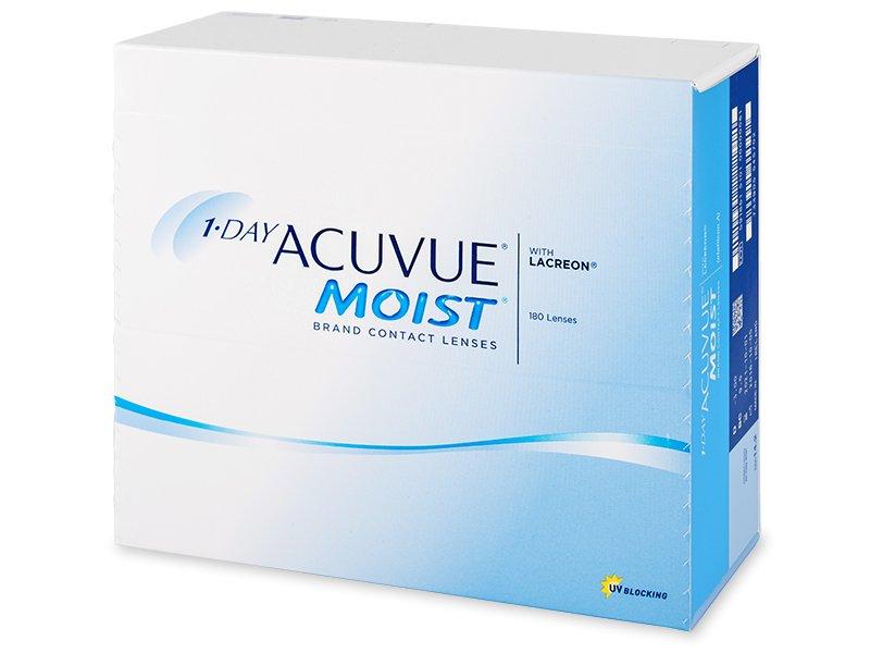 1 Day Acuvue Moist (180Lentillas)