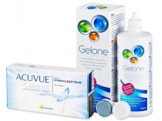 Acuvue Oasys (12 Lentillas) + Gelone 360 ml