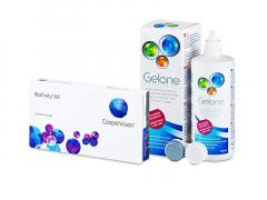 Biofinity XR (3 lentillas) + Líquido Gelone 360 ml