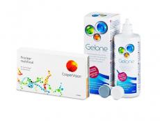 Proclear Multifocal (6 lentillas) + Líquido Gelone 360 ml
