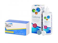 SofLens Multi-Focal (3 lentillas) + Líquido Gelone 360 ml