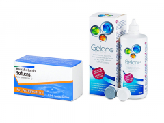 SofLens Toric (3 lentillas) + Líquido Gelone 360 ml