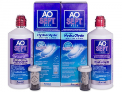 Líquido AO SEPT PLUS HydraGlyde 2 x 360ml