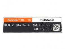 Proclear Multifocal XR (6 lentillas)
