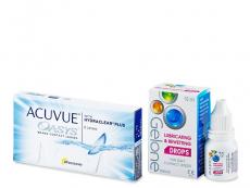 Acuvue Oasys (6 Lentillas) + Gotas Gelone 10 ml