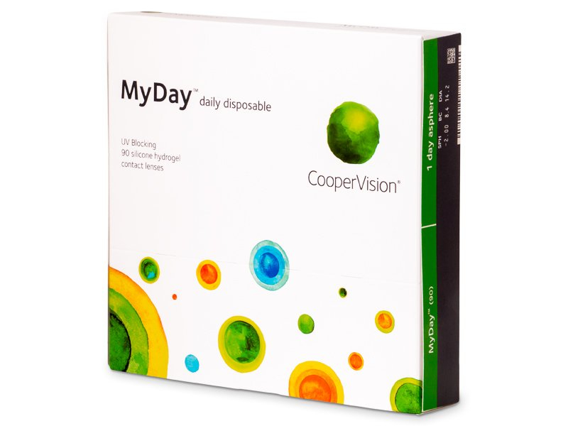 MyDay daily disposable (90 lentillas)
