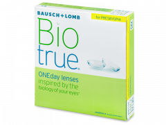 Biotrue ONEday for Presbyopia (90 lentillas)
