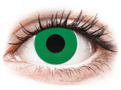 CRAZY LENS - Emerald Green - Diarias Graduadas (2 Lentillas)
