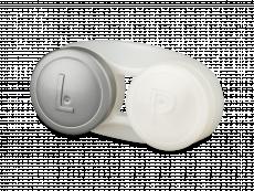 Estuche antibacteriales para lentillas - gris