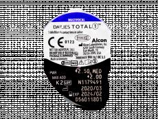 Dailies TOTAL1 Multifocal (30 lentillas)