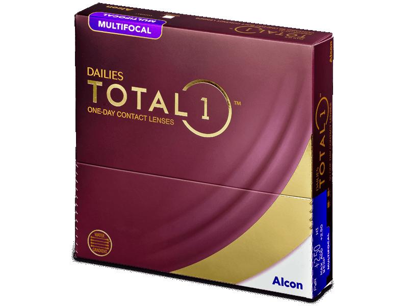 Dailies TOTAL1 Multifocal (90 lentillas)
