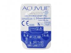 Acuvue Oasys (6Lentillas)