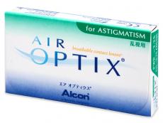 Air Optix for Astigmatism (3Lentillas)