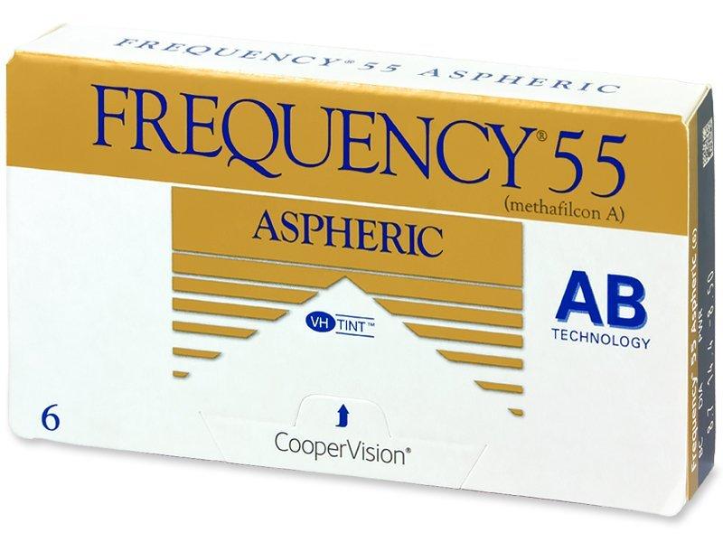 Frequency 55 Aspheric (6Lentillas)