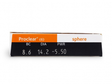 Proclear Sphere (6Lentillas)
