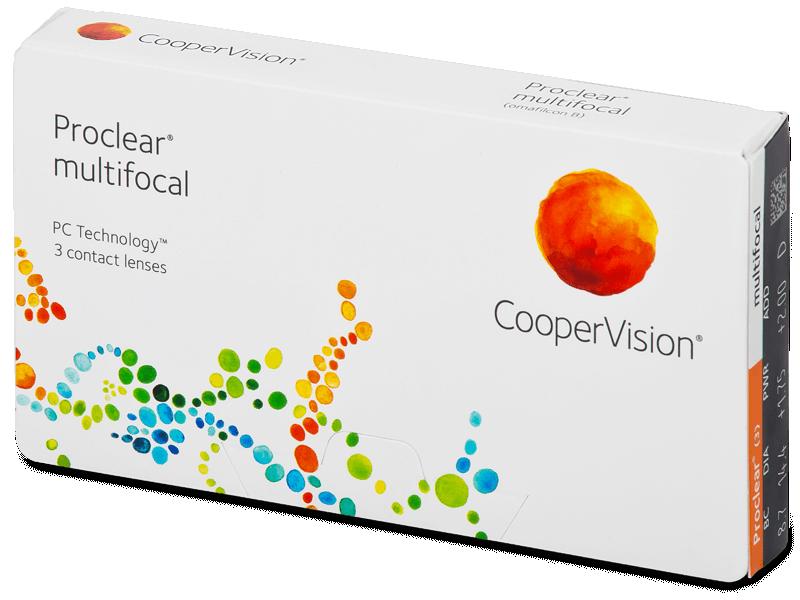 Proclear Multifocal (3Lentillas)