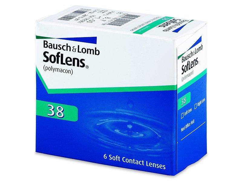 SofLens 38 (6Lentillas)