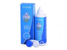 Líquido Avizor All Clean Soft 350 ml