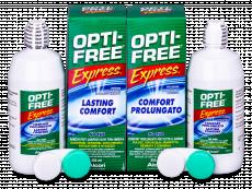 Líquido OPTI-FREE Express 2x355ml