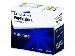 PureVision Multi-Focal (6Lentillas)